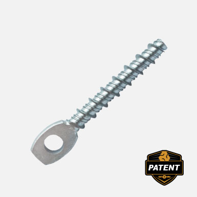 O hook concrete anchor