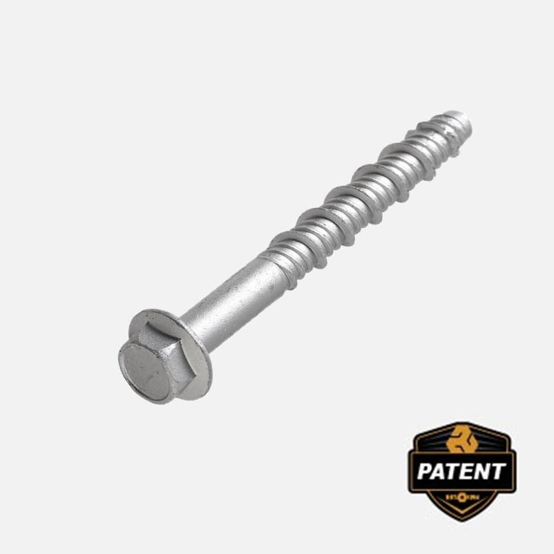 Concrete screws bolts