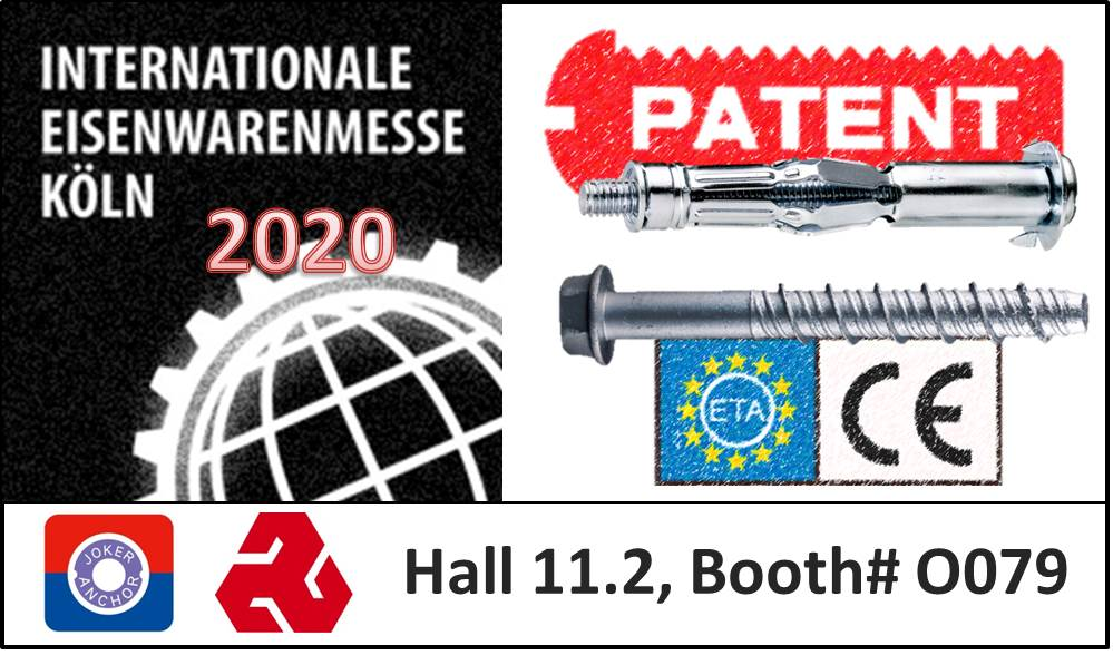 2020 Hardware Cologne fair